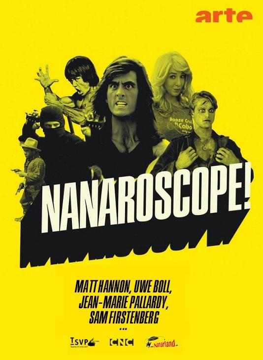 Nanaroscope Poster