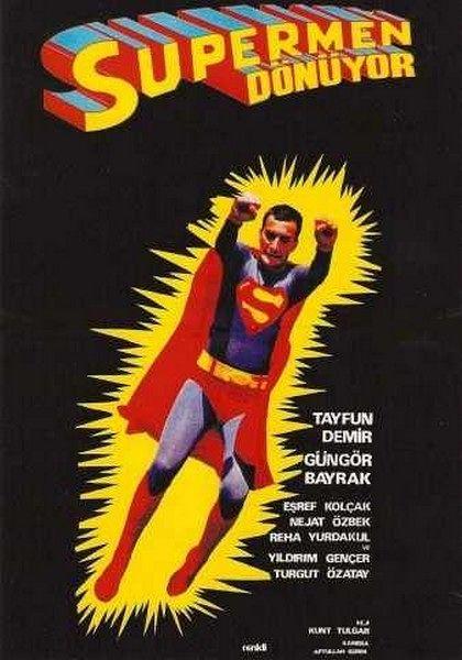 Superman Turco