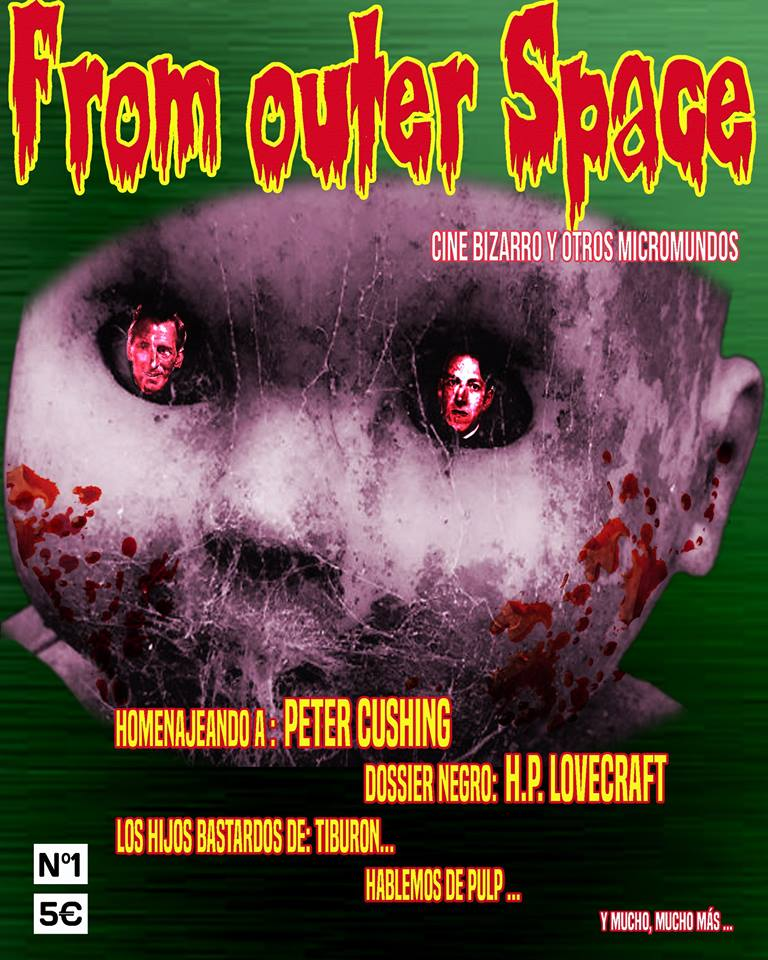 from outer space FANZINE