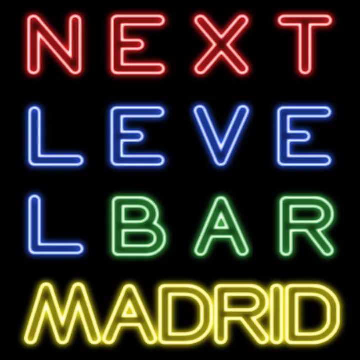 Next Level Bar Madrid
