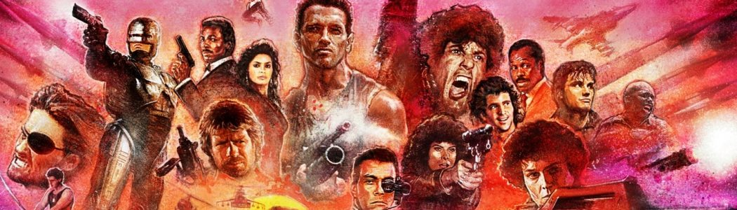 IN SEARCH OF THE LAST ACTION HEROES, el documental definitivo sobre el cine de acción de los 80, se proyectará el 2 de febrero en nuestra sesión DOCUMENTRASH